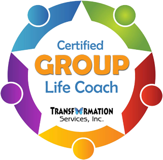 Badge for Certified Group Life Coach
