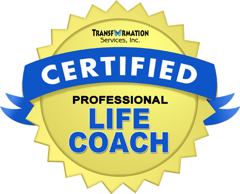 Badge for Certified Professional Life Coach